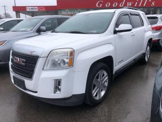 Used 2010 GMC Terrain SLT! HEATED LEATHER! BACKUP CAM! BLUETOOTH! for sale in Aylmer, ON