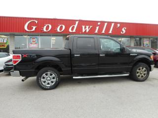 Used 2013 Ford F-150 XLT/XTR! CREW! STEP BARS! ROLL & LOCK COVER! for sale in Aylmer, ON