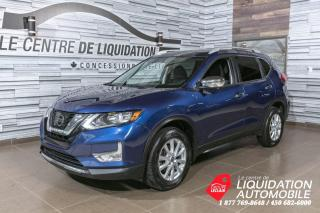 Used 2017 Nissan Rogue AWD+CAMERA360+TOIT/OUV+MAGS+GPS+BLUETOOTH for sale in Laval, QC