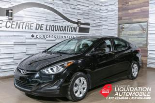 Used 2015 Hyundai Elantra L+GR/ELEC for sale in Laval, QC