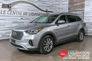 Used 2018 Hyundai Santa Fe XL PREMIUM+AWD+MAGS+CAM/REC+BLUETOOTH for sale in Laval, QC