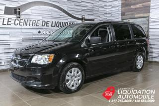 Used 2013 Dodge Grand Caravan GR/ELEC+A/C for sale in Laval, QC