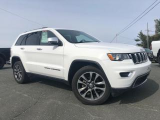 Used 2018 Jeep Grand Cherokee LIMITED  ''CUIR MAG 20'' CAMERA'' for sale in St-Malachie, QC