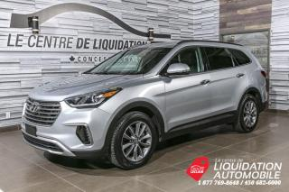 Used 2018 Hyundai Santa Fe XL Premium+AWD+GR/ELEC+MAGS+CAM/REC+/A/C+BLUETOOTH for sale in Laval, QC