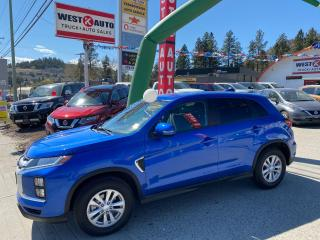Used 2020 Mitsubishi RVR for sale in West Kelowna, BC