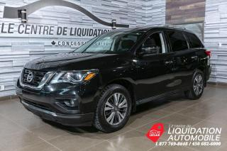 Used 2017 Nissan Pathfinder SV+AWD+MAGS+CAM/RECUL+7PLA+GR/ELEC+BLUETOOTH for sale in Laval, QC