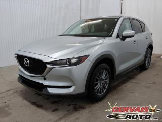 Used 2017 Mazda CX-5 GX GPS AWD Mags Caméra de recul Bluetooth *Traction intégrale* for sale in Trois-Rivières, QC