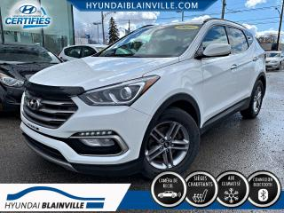 Used 2017 Hyundai Santa Fe Sport MAGS, BANCS CHAUFFANTS, A/C, BLUETOOTH, for sale in Blainville, QC
