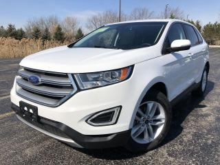 Used 2018 Ford Edge SEL FWD for sale in Cayuga, ON