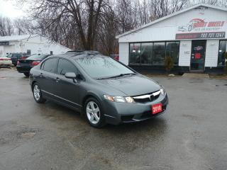 Used 2010 Honda Civic Sdn Sport for sale in Barrie, ON