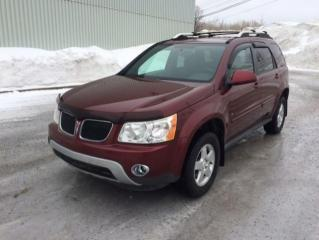 Used 2009 Pontiac Torrent Traction avant, 4 portes for sale in Quebec, QC