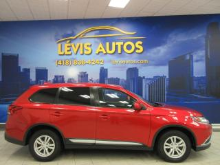 Used 2017 Mitsubishi Outlander ES AWD SIEGE CHAUFFANT CAMÉRA 82400 KM ! for sale in Lévis, QC