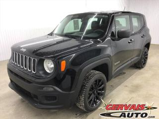 Used 2015 Jeep Renegade Sport 4x4 MAGS Caméra de recul Bluetooth for sale in Trois-Rivières, QC