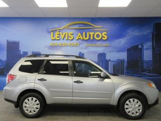 Used 2013 Subaru Forester TOURING PACKAGE AWD BLUETOOTH SIEGE CHAU for sale in Lévis, QC