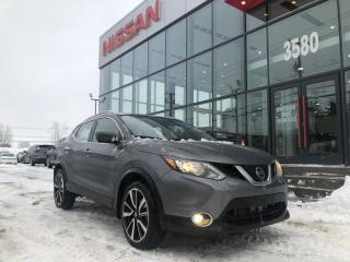 Used 2018 Nissan Qashqai SL TI CVT for sale in Lévis, QC