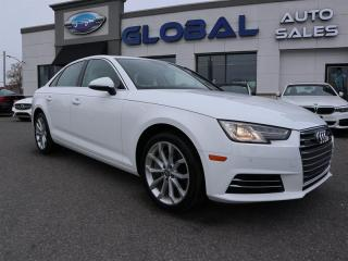 Used 2017 Audi A4 2.0T Progressiv 7sp S tronic for sale in Ottawa, ON