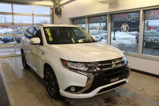 Used 2018 Mitsubishi Outlander Phev PHEV SE Touring S-AWC for sale in Lévis, QC
