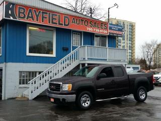 Used 2008 GMC Sierra 1500 SLE Ext Cab **Certified with warranty!** for sale in Barrie, ON