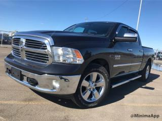 Used 2016 RAM 1500 Big Horn ,4x4, eco-diesel for sale in Drummondville, QC