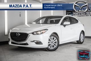 Used 2018 Mazda MAZDA3 Sport 50th Anniversary+CAMÉRA DE RECUL+BLUETOOTH+A/C for sale in Montréal, QC