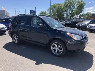 Used 2016 Subaru Forester LIMITED * ENS. TECHNO.* EYESIGHT * TOIT for sale in Trois-Rivières, QC