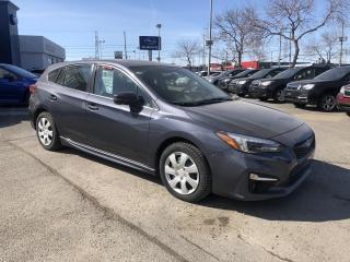 Used 2017 Subaru Impreza SPORT TECH * CVT * GPS * TOIT * MAGS for sale in Trois-Rivières, QC