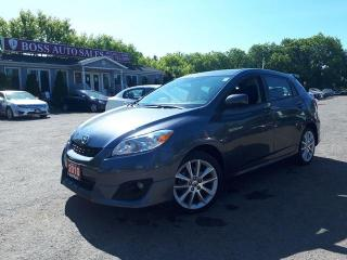 Used 2010 Toyota Matrix XRS for sale in Oshawa, ON