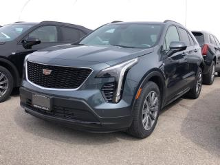 New 2020 Cadillac XT4 Sport for sale in Markham, ON