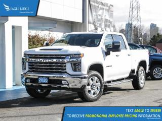 New 2020 Chevrolet Silverado 3500HD LTZ Heated Seats, Leather Upholstery for sale in Coquitlam, BC