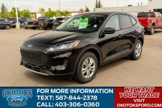 New 2020 Ford Escape S for sale in Okotoks, AB