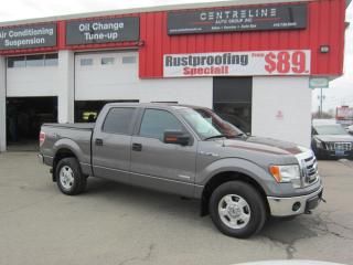 Used 2012 Ford F-150 XLT 4X4 OFF ROAD 10,995+HST+LIC FEE / CLEAN CARFFAX REPORT / CERTIFIED for sale in North York, ON