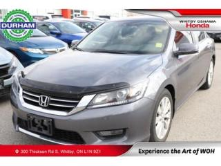 Used 2015 Honda Accord for sale in Whitby, ON