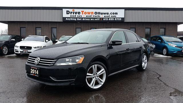 2014 Volkswagen Passat HIGHLINE with Cold Weather Group **90 Days no Payments**