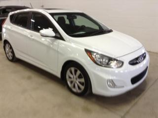 Used 2013 Hyundai Accent GLS Toit Jantes for sale in Longueuil, QC