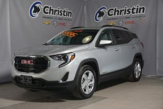 Used 2019 GMC Terrain SLE-2 AWD SUNROOF NAVIGATION 2.0L GRP REMOURQUAGE for sale in Montréal, QC