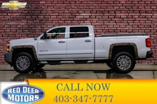 Used 2015 Chevrolet Silverado 2500 HD 4x4 Crew Cab LTZ Z71 Duck Commander for sale in Red Deer, AB