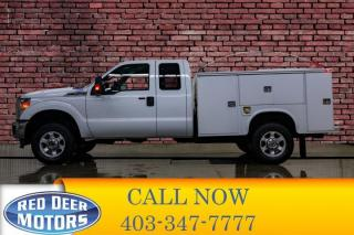 Used 2013 Ford F-250 4x4 Super Cab XLT Mechanic's Box for sale in Red Deer, AB
