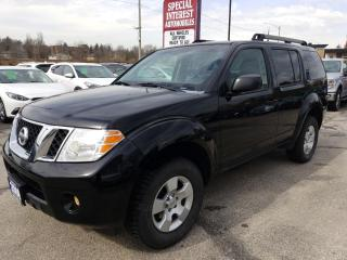 Used 2008 Nissan Pathfinder 4X4 !!  LOCAL TRADE !!  7 SEATER !! for sale in Cambridge, ON