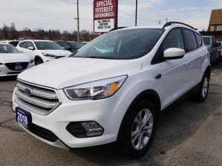 Used 2018 Ford Escape SE LOW KMS !! REAR CAMERA !!  BLUE TOOTH !! for sale in Cambridge, ON