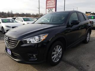 Used 2016 Mazda CX-5 GS NAVIGATION !!  SUNROOF !!  HEATED SEATS !! for sale in Cambridge, ON