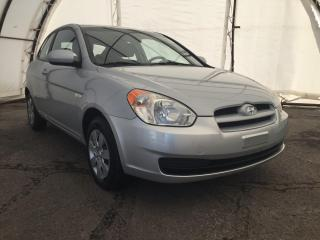 Used 2010 Hyundai Accent GL POWER WINDOWS/MIRRORS/LOCKS, KEYLESS ENTRY , AIR CONDITIONING, TILT, CRUISE for sale in Ottawa, ON