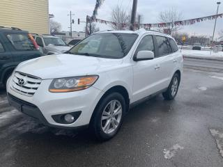 Used 2011 Hyundai Santa Fe Limited TOIT MAGS CUIR FWD for sale in Pointe-Aux-Trembles, QC
