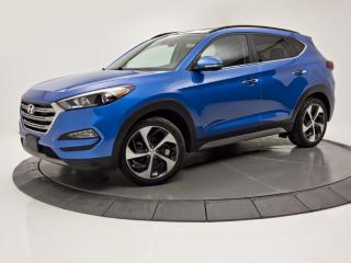 Used 2017 Hyundai Tucson AWD 1.6L Ultimate NAV TOIT PANO CUIR CAM 360 for sale in Brossard, QC