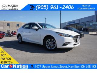 Used 2017 Mazda MAZDA3 GS | NAV | SUNROOF | REAR CAM | HEATED SEATS for sale in Hamilton, ON