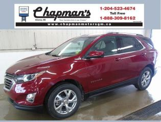 New 2020 Chevrolet Equinox LT Power Liftgate, Heated Seats, Rear Park Assist for sale in Killarney, MB