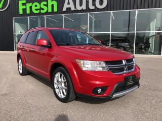 Used 2016 Dodge Journey R/T for sale in Ingersoll, ON