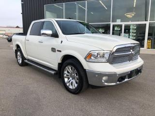 Used 2016 RAM 1500 4WD Crew Cab 140.5  Longhorn for sale in Ingersoll, ON