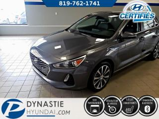 Used 2019 Hyundai Elantra GT LUXURY for sale in Rouyn-Noranda, QC