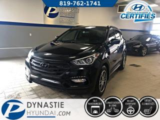 Used 2017 Hyundai Santa Fe Sport Limited for sale in Rouyn-Noranda, QC