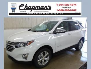 New 2020 Chevrolet Equinox Premier Heated Steering Wheel, Power Liftgate, Wireless Charging for sale in Killarney, MB